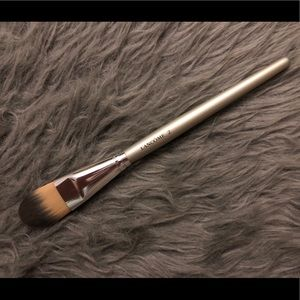 Lancome #2 Foundation Brush, Silver Handle